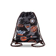 Coolpack Sprint Black/Orange - Hammock