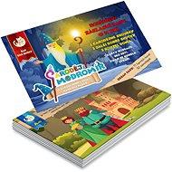 Čaroděj Modromír - rozšíření - Karetní hra