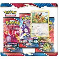 Pokémon TCG: SWSH05 - 3 Blister Booster