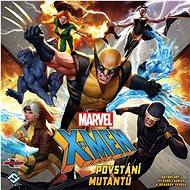 MARVEL X-MEN: Povstání mutantů  - Strategická hra