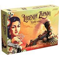 Legendy západu: Rozšíření 3 Vysoké sázky - Rozšíření společenské hry
