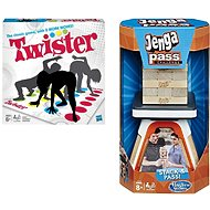 Twister a Jenga Pass - Sada