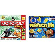 Monopoly Junior CZ a Perfection - Sada