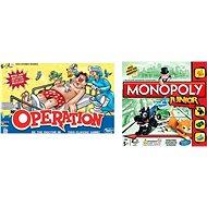 Monopoly Junior CZ a Operace - Sada