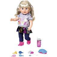 Starší sestřička BABY born Soft Touch blondýnka