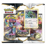 Pokémon TCG: SWSH02 Rebel Clash 3 Blister Booster - Card Game