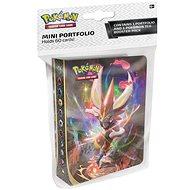 Pokémon TCG: SWSH02 Rebel Clash Mini Album - Karetní hra