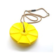 Disk houpací žlutý - Houpačka