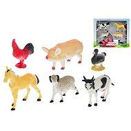Domácí zvířata - Figurky