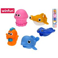 Zvířata oceánu - Figurky