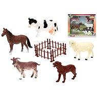 Zvířata z farmy - Figurky