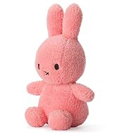 Miffy Sitting Terry Pink 23cm - Plush Toy