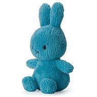 Miffy Sitting Terry Ocean Blue 23cm - Plyšák