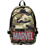Marvel Retro Dedication Army - Školní batoh