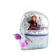 Batoh Frozen 2 - stříbrný - Dětský batoh