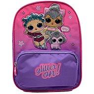 Batoh LOL- růžový - Dětský batoh