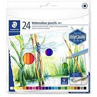Staedtler akvarelové pastelky Design Journey 24 barev - Pastelky
