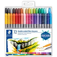 Staedtler Design Journey 72 barev - Fixy