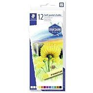 Staedtler pastelové křídy Design Journey 12 barev - Křídy