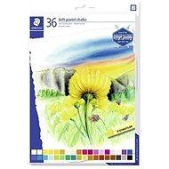 Staedtler pastelové křídy Design Journey 36 barev - Křídy