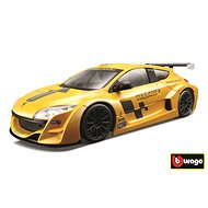Bburago Renault Mégane Trophy Metallic Yellow