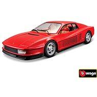 Bburago Ferrari Testarossa Red
