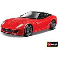 Bburago Ferrari 599 GTO Red
