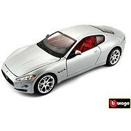 Bburago Maserati GranTurismo (2008) Silver
