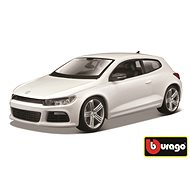Bburago Volkswagen Scirocco R White - Model