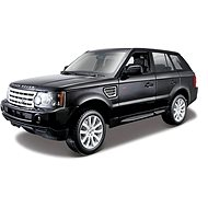 Bburago Range Rover Sport Black - Model