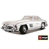 Bburago Mercedes-Benz 300 SL(1954) Silver