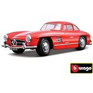 Bburago Mercedes-Benz 300 SL(1954) Red