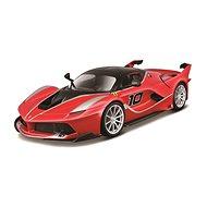 Bburago Ferrari FXX K Červená