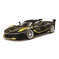 Bburago Ferrari FXX K žlutá