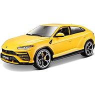 Bburago 1:18 Lamborghini Urus žlutý - Model