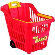 Androni Pojízdný nákupní košík - Dětský vozík