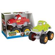 Androni Monster Truck - 23 cm, červený - Auto