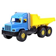 Náklaďák modro-žlutý - Auto