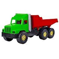 Náklaďák zeleno-červený - Auto