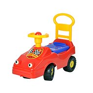 Auto červené