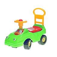 Auto zelené