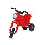 Motorka Enduro červená