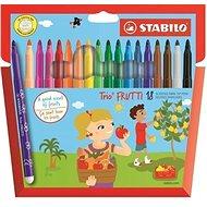 Stabilo Trio Frutti 18 barev