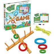 X-Game Sport&Fun házecí hra
