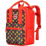 Městský dětský batoh LEGO Tribini FUN - červený - Městský batoh