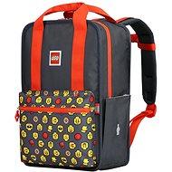 Městský batoh LEGO Tribini FUN - červený - Městský batoh
