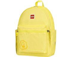 Městský batoh LEGO Tribini JOY - pastelově žlutý - Městský batoh