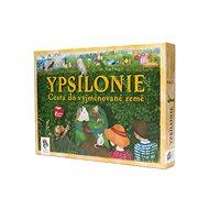 Ypsilonie - cesta do vyjmenované země - Desková hra