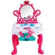 Barbie - Kosmetický stolek - Dětský nábytek