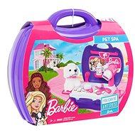 Zkrášlovací sada Barbie - Kadeřnický kufřík pro mazlíčky